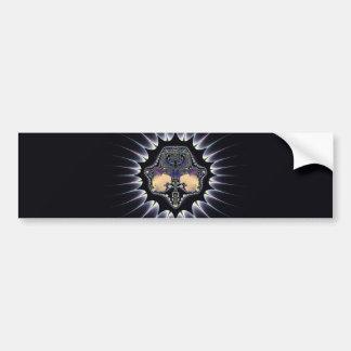 Supernover Bumper Sticker