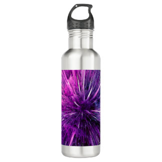 supersonic abstract 710 ml water bottle