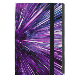 supersonic abstract iPad mini cover