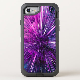 supersonic abstract OtterBox defender iPhone 8/7 case
