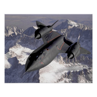Supersonic Fighter Jet Print
