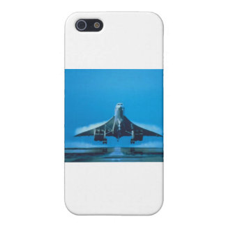 supersonic transport iPhone 5 cases