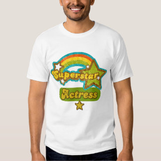 Superstar Actress Tshirts