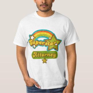 Superstar Attorney T-Shirt