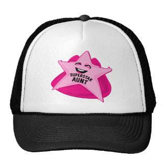 superstar aunt humorous hat! cap