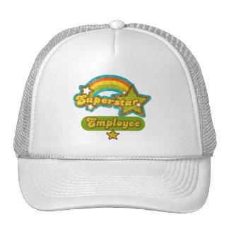 Superstar Employee Hats