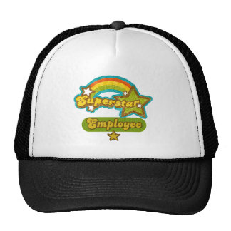 Superstar Employee Hat