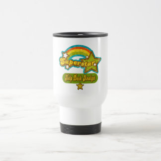 Superstar Help Desk Analyst Coffee Mugs