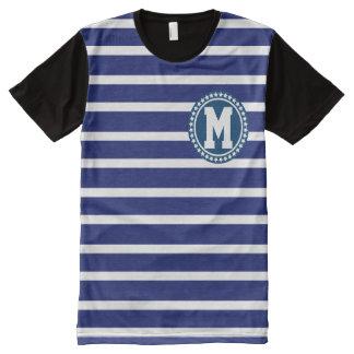Superstar HS Blue Monogram All-Over Print T-Shirt