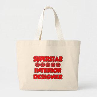 Superstar Interior Designer Tote Bag