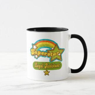 Superstar Legal Assistant Mug