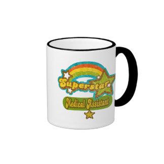 Superstar Medical Assistant Ringer Mug