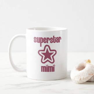 Superstar Mimi Coffee Mug