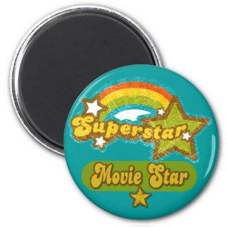 Superstar Movie Star Fridge Magnets