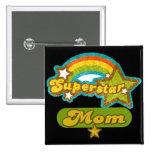 SuperStar Mum Button