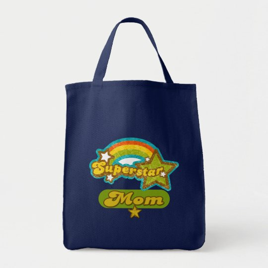 SuperStar Mum Tote Bag