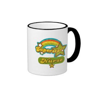Superstar Nurse Coffee Mug