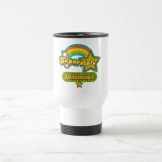 Superstar Ophthalmologist Travel Mug