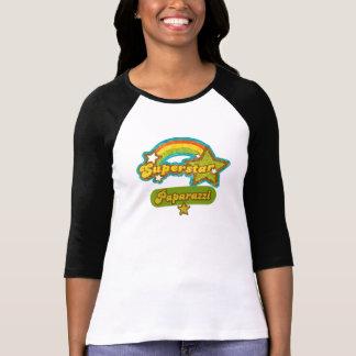 Superstar Paparazzi T Shirt
