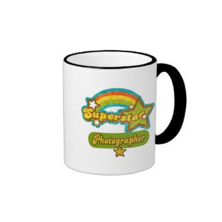 Superstar Photographer Coffee Mug