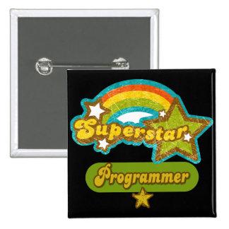 Superstar Programmer Buttons