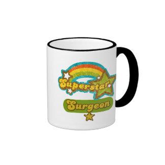 Superstar Surgeon Ringer Mug