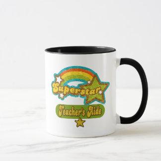Superstar Teacher's Aide Mug