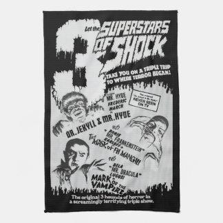 Superstars of Shock Towel