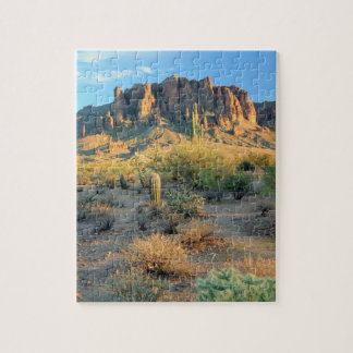 Superstition Mountain 8x10 Puzzle! Jigsaw Puzzle