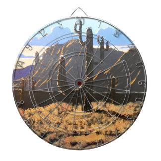 Superstition Mountain Dreams Dartboard
