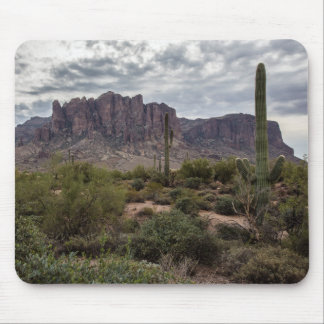 Superstition Mountain mousepad