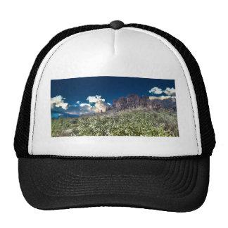 Superstition Mountian Range Cap