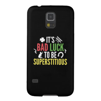 Superstitious Cases For Galaxy S5