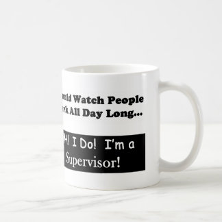 Supervisor's Mug