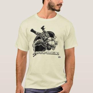 Suplex! pro wrestling shirt