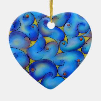 Supliussa - Milky way Ceramic Ornament