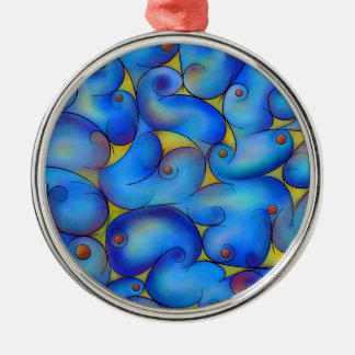 Supliussa - Milky way Metal Ornament