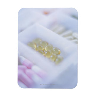 Supplements Rectangular Photo Magnet