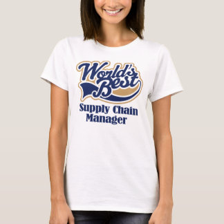 Supply Chain Manager Gift T-Shirt