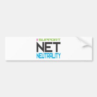 Suppor Net Neutrality Bumper Sticker