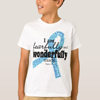 Support Blue Ribbon T-Shirt