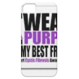 Support cystic fibrosis research case for the iPhone 5