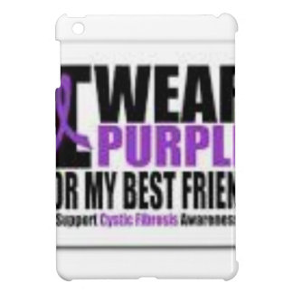 Support cystic fibrosis research iPad mini covers