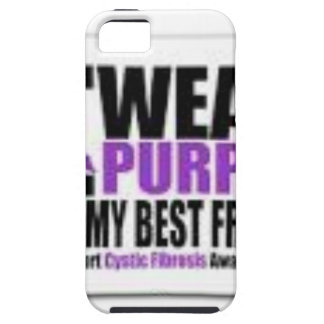 Support cystic fibrosis research iPhone 5 cases