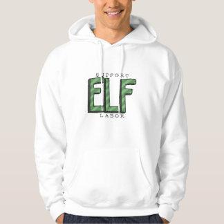 Support Elf Labor Sweatshirt