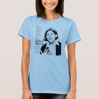 Support Elizabeth Warren T-Shirt