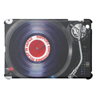 Support errthquake relief in japan [DJ TURNTABLE] iPad Mini Cover