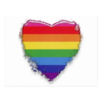 Support Gay Marriage Postcard