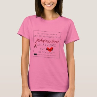 Support Hirschsprung's Disease T-Shirt for all