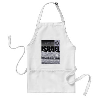 Support Israel Apron